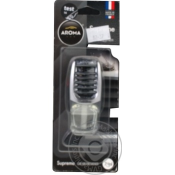 Aromatizer Aroma car for auto 7ml - buy, prices for MegaMarket - image 1