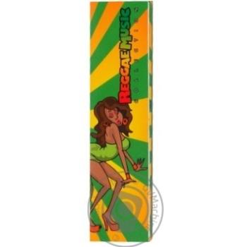 Набір Snail Reggae Music Папір Ks Slim,Фільтри Tips Пач/32