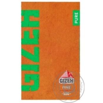 Папір Gizeh Pure Fine пач/100 - купить, цены на Novus - фото 1