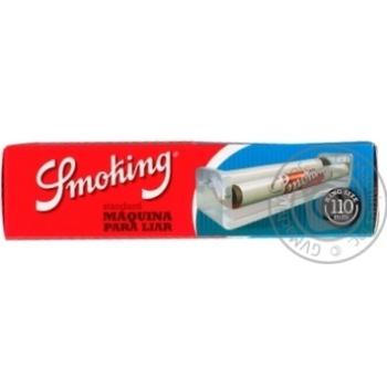 Машинка Smoking для самокруток 11см KS - купить, цены на Novus - фото 1