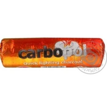 Уголь Carbopol для кальяна 35мм 10 таблеток - купить, цены на МегаМаркет - фото 1