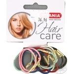 Резинка Titania для волосся 12шт 8011
