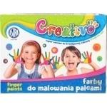 Astra Finger Paints 4 Colors