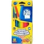 Astra Watercolor Colored Pencils 12 Colors