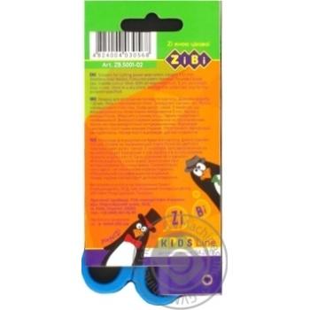 Ножницы Zibi детские с линейкой 132мм - купить, цены на Пчёлка - фото 7