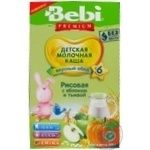 Pap Bebi Premium rice with apple from 6 months 200g