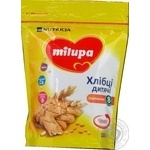 Crispbread Milupa wheat for children 100g