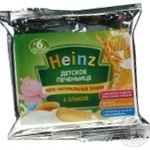 Печенье детское Heinz 6 злаков 60г