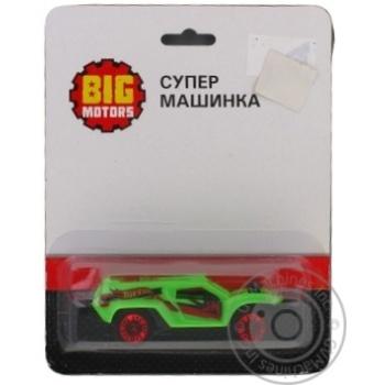 Машинка Супер Big Motors
