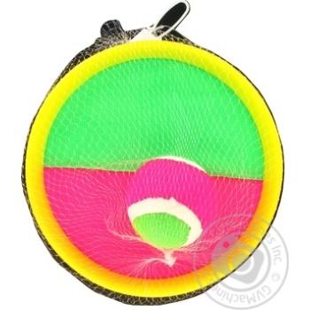 Набір ігровий спіймай м'яча на липучці Haiyuanquan