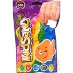 Набор для лепки Danko Toys KidSand Кинетический песок 600г