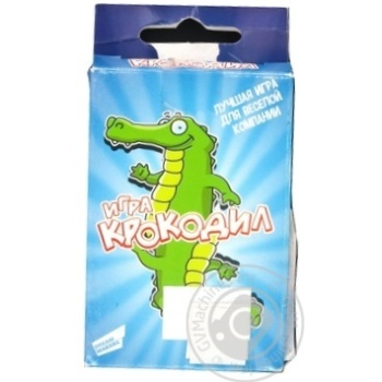 Dream makers board game Crocodile - buy, prices for MegaMarket - image 1