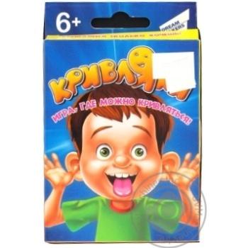 Гра дитяча настільна Кривляки Dream Makers-Board Games - купити, ціни на Novus - фото 4