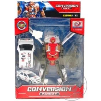 Іграшка Робот Essa в асорт. 4979 - купити, ціни на Novus - фото 3