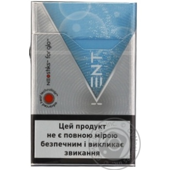 Стики Neo Sticks Creamy Tobacco - купить, цены на Фуршет - фото 1