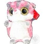 Іграшка м`яка Aurora yoohoo сумчаста летяга сяючі очі 23см