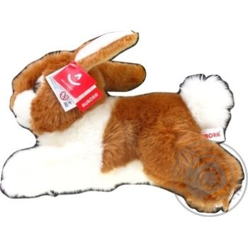 Aurora for children toy-rabbit 25cm - buy, prices for MegaMarket - image 1