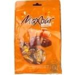 Конфеты Maxbar с карамелью и нугой в молочном шоколаде 430г