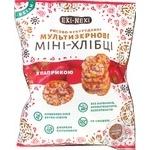 Мини-хлебцы Эки-Неки мультизерновые с паприкой 40г