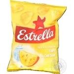 Чіпси ESTRELLA сир сметана, 125 г
