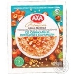Aha ready-to-cook with nuts oat pap 40g