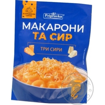 Pasta Pripravka with taste of cheese ready-to-cook 150g