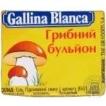 Приправа Gallina Blanca Грибной бульон 10г