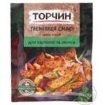 Приправа Торчин Смесь специй для картофеля и овощей 25г