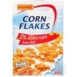 Сухие завтраки кукурузные Hahne 375г
