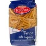 Макарони Pasta Reggia Penne Ziti Rigate 1000г х12