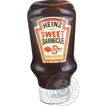 Соус Heinz барбекю сладкий 500г