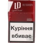 Сигарети LD Autograph Red
