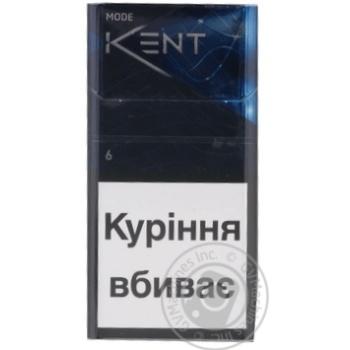 Цигарки Mode Blue Kent - купить, цены на Novus - фото 1