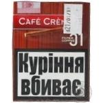 """Сигари CAFE CREME FILTER 01 COFFEE8"""""""
