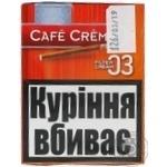 "Сигари CAFE CREME FILTER 03 CREAM8"""