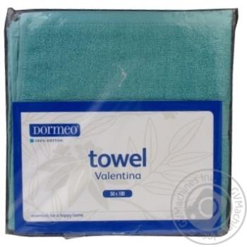 Dormeo Valentina Towel 50х100cm - buy, prices for MegaMarket - image 1