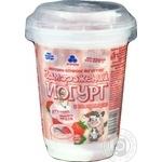 Мороженое Рудь Замороженный йогурт с клубникой сливочное йогуртовое 120г - купить, цены на МегаМаркет - фото 1