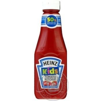 Кетчуп Heinz Томатный Детский 330г