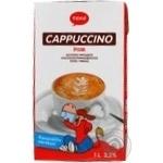Молоко Tere Капучіно ультрапастеризоване 3.2% 1л