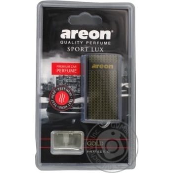 Freshener Areon Gold for air - buy, prices for Novus - image 1