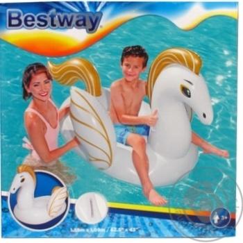 Пегас надувной Bestway 159*109см - купить, цены на Novus - фото 1