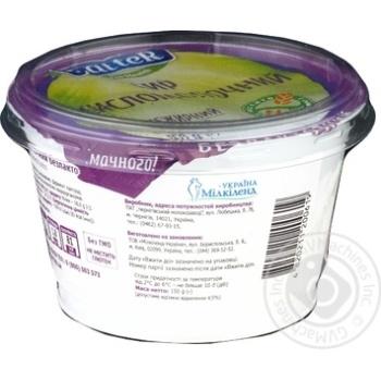 Сир кисломолочний LatteR нежирний безлактозний 150г - купити, ціни на Novus - фото 3