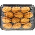 Печиво Шишка пісочне зі згущеним молоком 270г - купити, ціни на Ашан - фото 2