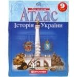 Kartohrafiya Atlas History of Ukraine 9th Class - buy, prices for Auchan - image 2