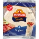 Tortilia Mission Original 245g Belgium