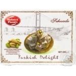 Turkish delight Malatya pazari pistachio 200g Turkey
