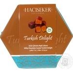 Рахат-лукум Haciseker в шоколаді 140г