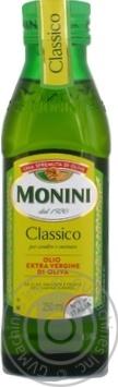 Масло оливковое Monini Extra Vergine первого холодного отжима 250мл