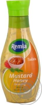 Соус Remia Салатный горчица мед 250мл