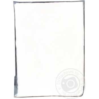 Простирадло Ашан мікрофібра біле 150x210см - купити, ціни на Ашан - фото 8